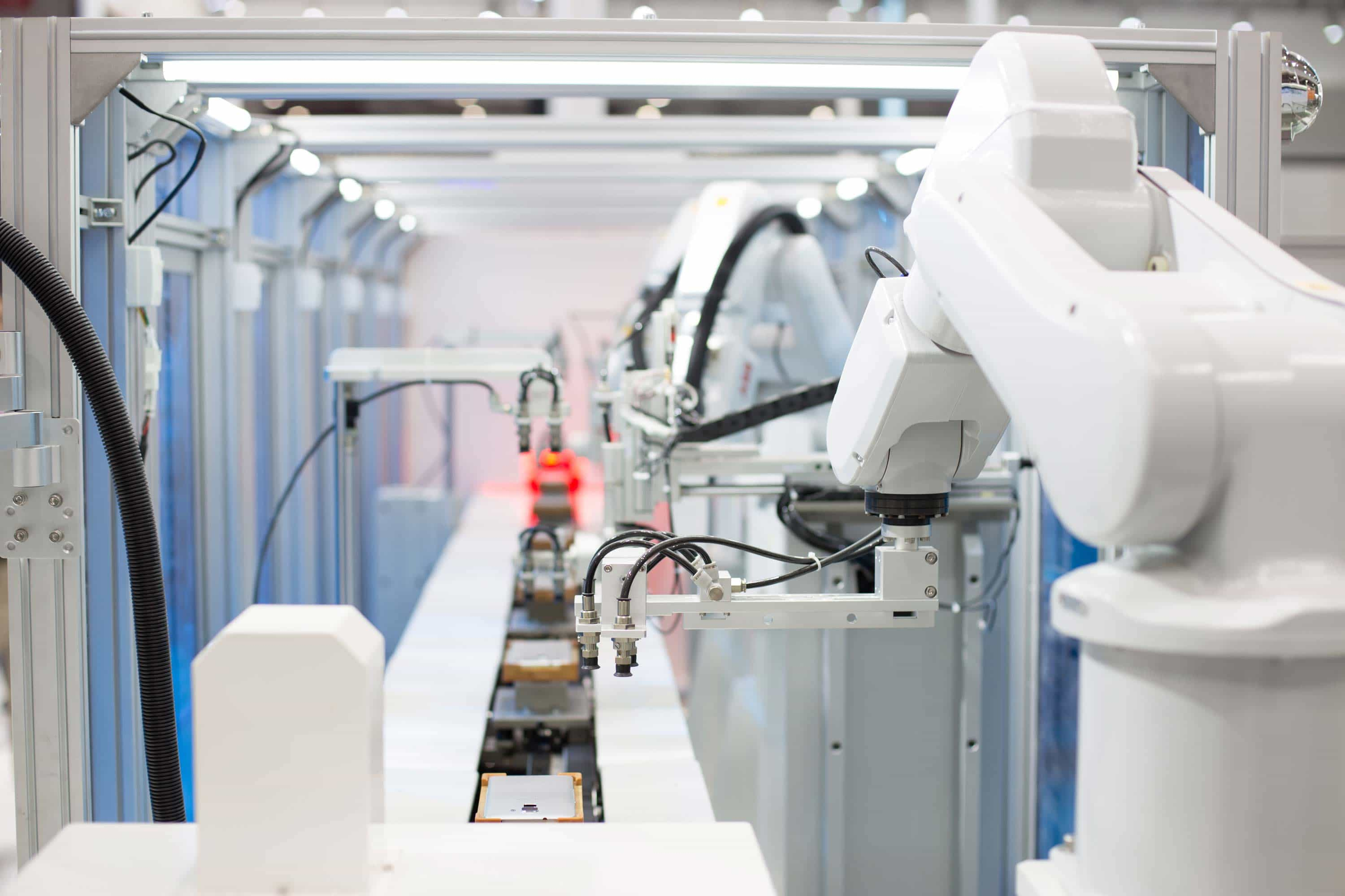 Smart Factory Electronic Manufacturing Services