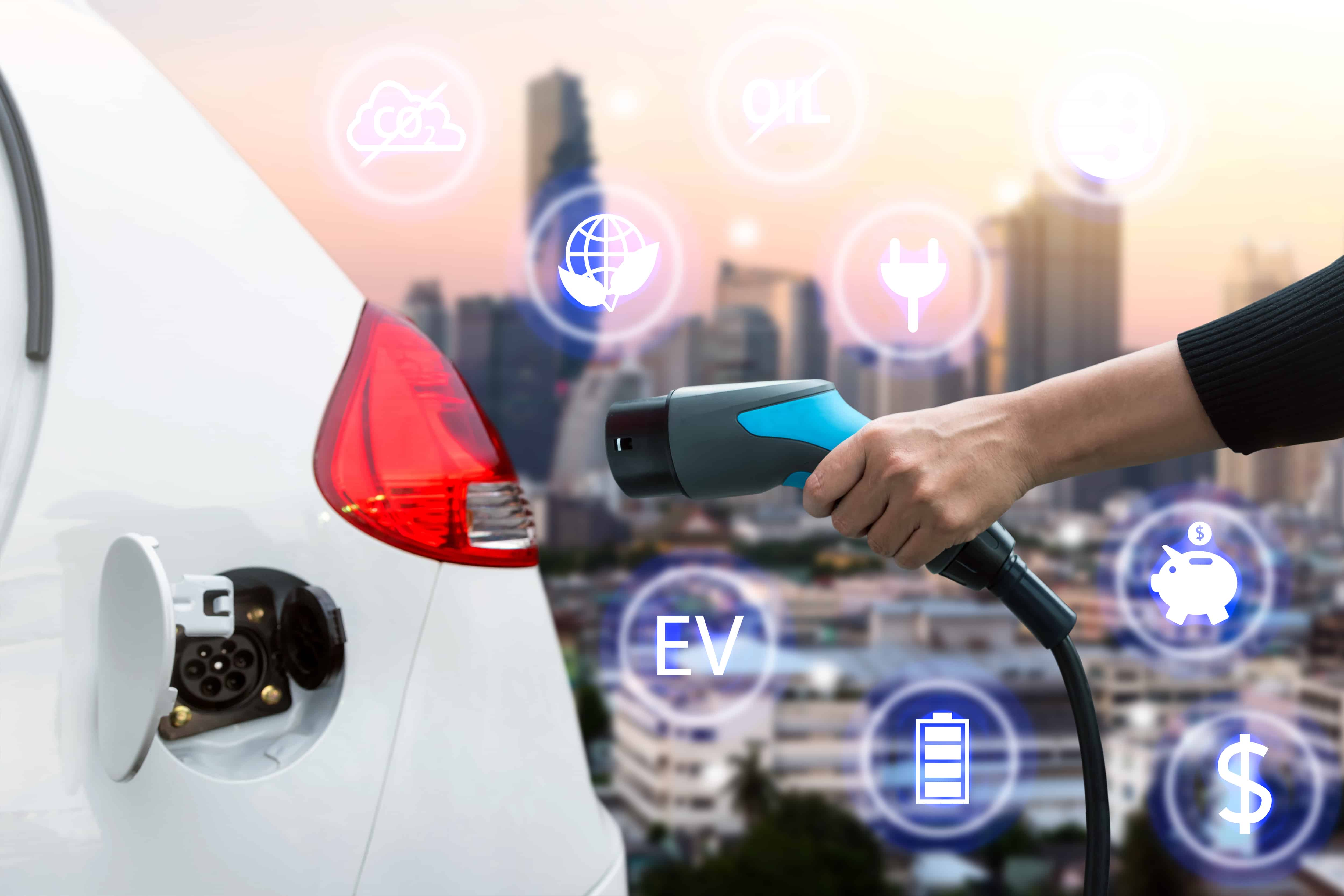 Bringing An Electric Vehicle Ev To Market How Can Electronic China Printed Circuit Board Assembly Ycpcba110045 Pcba Pcb Manufacturing Services Company Ems Help Asteelflash